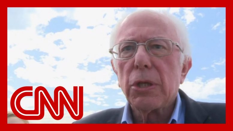 Officials tell Sanders Russia is trying to help his campaign 1