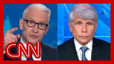 Anderson Cooper on Rod Blagojevich claim: Just nuts 3