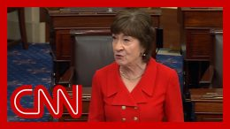 Susan Collins explains why she's voting to acquit Trump 4