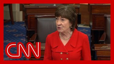 Susan Collins explains why she's voting to acquit Trump 6