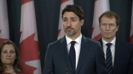 "PM Justin Trudeau's full statement on blockades: ""Barricades must come down"" 5"