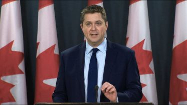 """""""This is nothing more than an act"""": Scheer responds to PM's comments on blockade 6"""