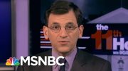 NYT: Russia's 2020 Efforts To Help Trump Are More Tech Savvy Than 2016 | The 11th Hour | MSNBC 2
