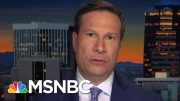 Frank Figliuzzi: If Trump Does Nothing, He's Aiding And Abetting Russia | The 11th Hour | MSNBC 3