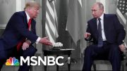 NYT: Republicans Challenged Intel That Russia's Aiding Trump Again   The 11th Hour   MSNBC 4