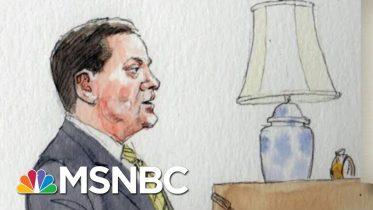 Prosecutor Disavows Barr Bigfooting Of Stone Sentencing | Rachel Maddow | MSNBC 6