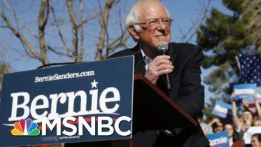 Dems Should Focus On Bernie Sanders, Not Bloomberg: Eugene Robinson | Morning Joe | MSNBC 6