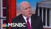 A 'Virtual Decapitation' Of the Intel Community | Morning Joe | MSNBC 3