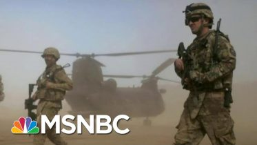 Partial Truce Between U.S. And Taliban Set To Begin Ahead Of Broader Deal | Hallie Jackson | MSNBC 6