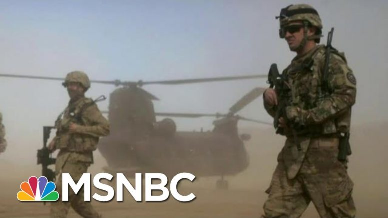 Partial Truce Between U.S. And Taliban Set To Begin Ahead Of Broader Deal | Hallie Jackson | MSNBC 1