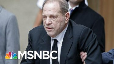 Weinstein Jury Tells Judge It's Hung, Judge Says Verdict Must Be Unanimous | Katy Tur | MSNBC 6