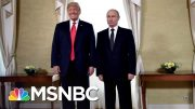 Donald Trump's 'Decapitation Of His Own Intelligence Community' | Deadline | MSNBC 5
