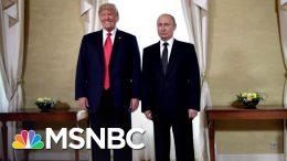 Donald Trump's 'Decapitation Of His Own Intelligence Community'   Deadline   MSNBC 6