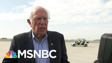 Bernie Sanders: Briefed On Russian Attempts To Help Campaign 'A Month Ago' | MTP Daily | MSNBC 6