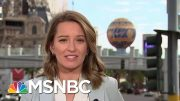 Is The Nevada Caucus A Battle For Second Place? | MTP Daily | MSNBC 3
