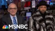 Joe Budden On Tyler Perry, Embracing Arrogance And His First Cologne | MSNBC 4