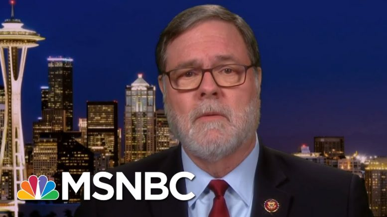 Rep. Denny Heck On Russian Interference In The 2020 Election | All In | MSNBC 1