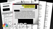 Republicans Mail Out Fake Census Documents | All In | MSNBC 5