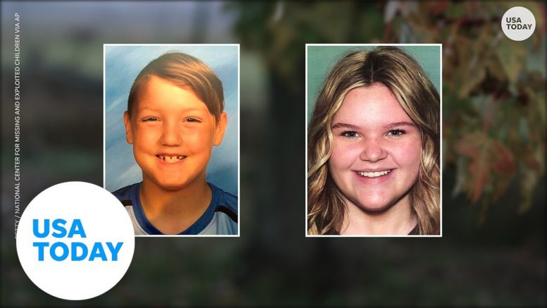Two missing Idaho children are just beginning of strange story | USA TODAY 1
