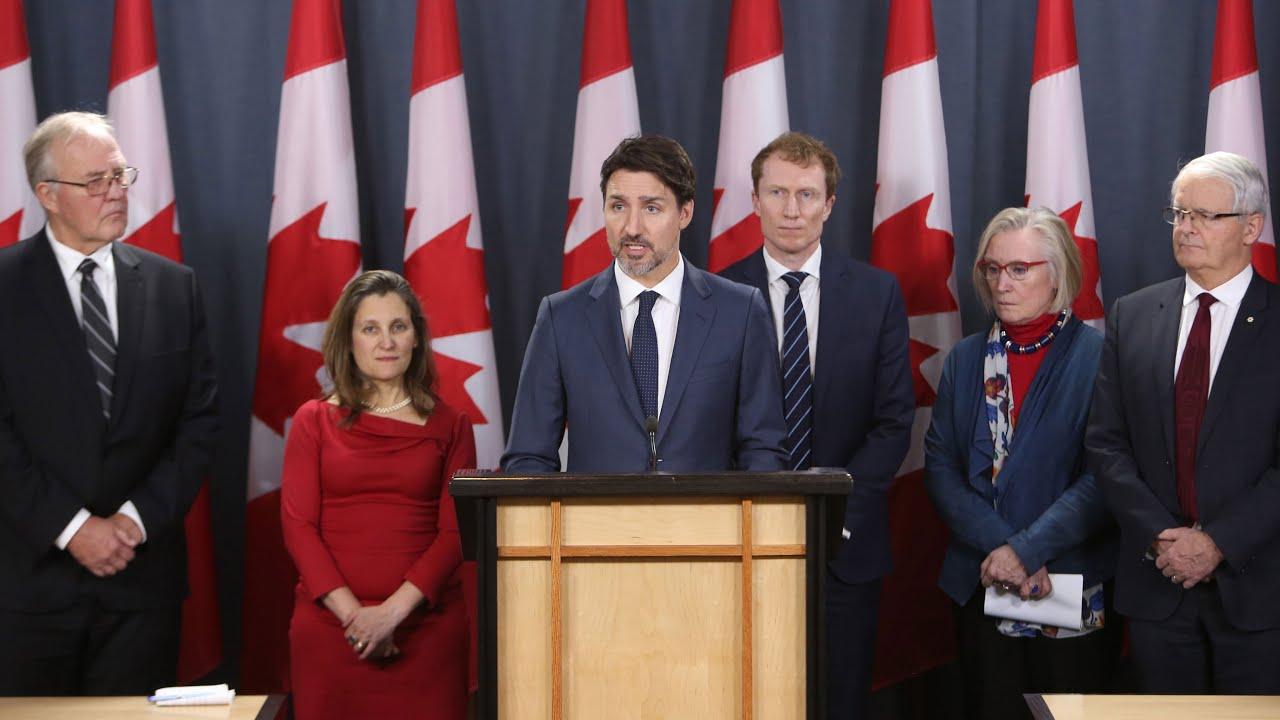 "Trudeau's change in tone on blockades ""quite concerning"": Historian 6"