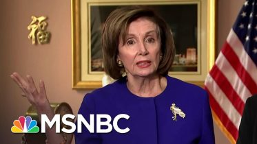 Nancy Pelosi's Strategy For Getting Democrats To The Polls In November | The 11th Hour | MSNBC 4