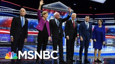 Is Bernie Sanders On Track To Win The Democratic Nomination? | The 11th Hour | MSNBC 6