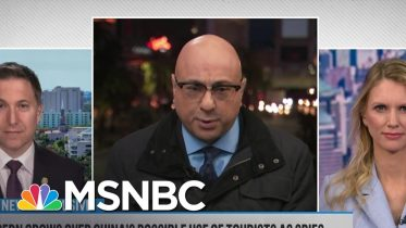 NBC Exclusive: Were These Chinese Trespassers Confused Tourists…Or Spies? | MSNBC 6