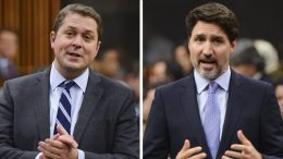 Trudeau grilled over rail blockades in question period 1