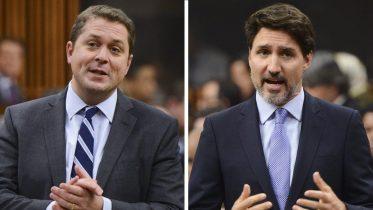 Trudeau grilled over rail blockades in question period 10