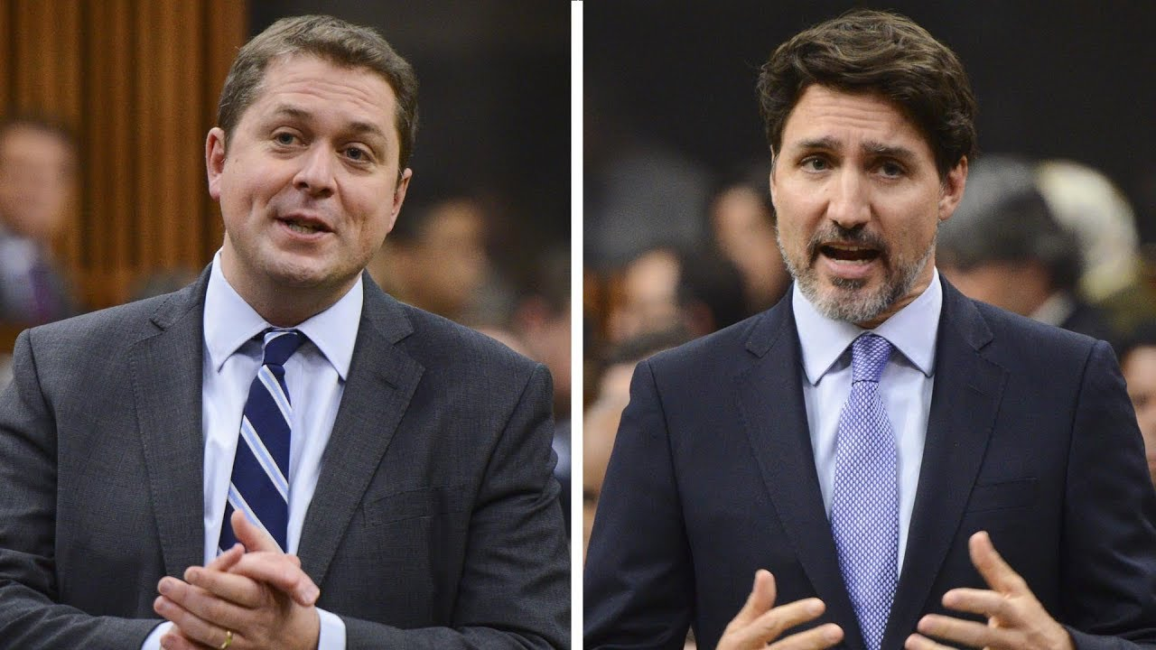 Trudeau grilled over rail blockades in question period 2
