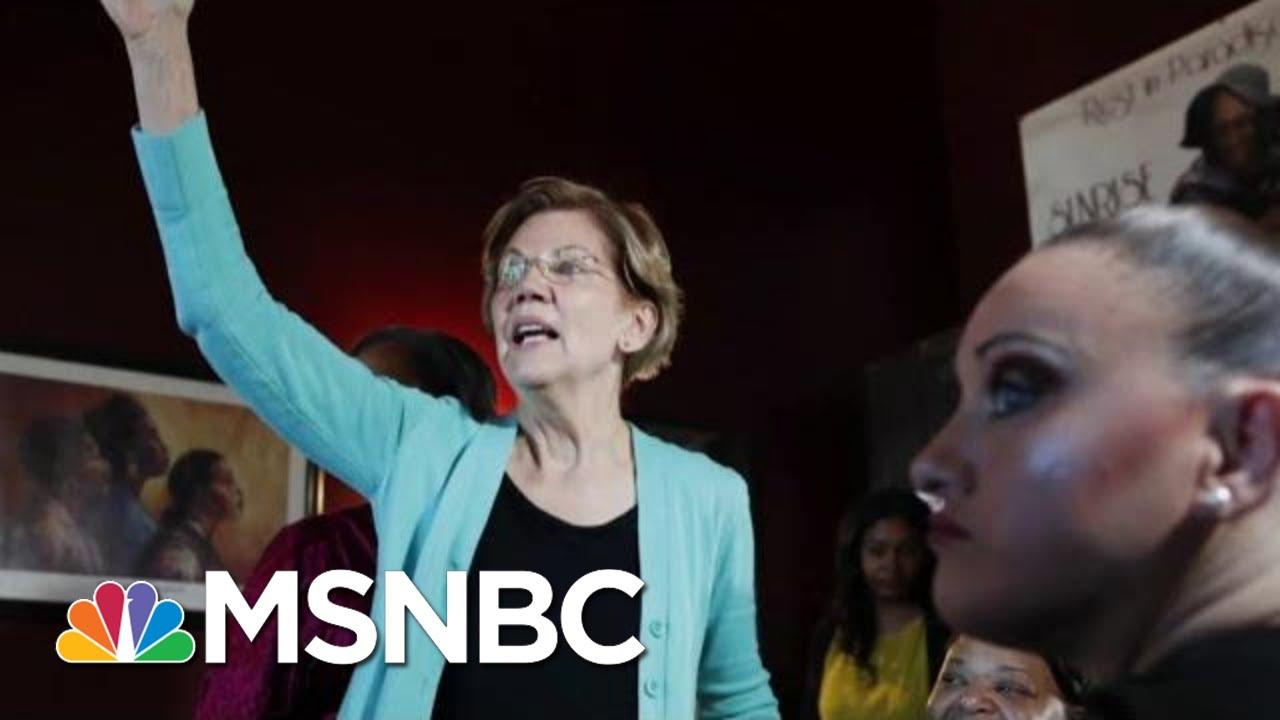 Joe: Sen. Elizabeth Warren Has To Start Overperforming   Morning Joe   MSNBC 9