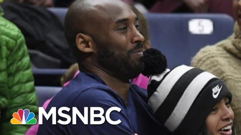 Memorial Service For Kobe Bryant And Daughter Set For Monday | Morning Joe | MSNBC 1