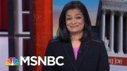 Congresswoman Continues To Push For Medicare For All | Morning Joe | MSNBC 5