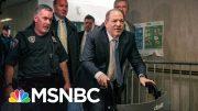 Harvey Weinstein Found Guilty Of Rape | Craig Melvin | MSNBC 3