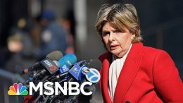 Allred Calls Conviction 'Legal Reckoning For Harvey Weinstein' | Andrea Mitchell | MSNBC 4