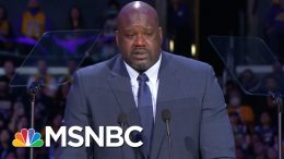 Shaquille O'Neal Recalls 'The Day Kobe Gained My Respect' | MSNBC 2