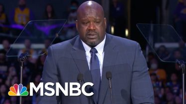 Shaquille O'Neal Recalls 'The Day Kobe Gained My Respect'   MSNBC 6