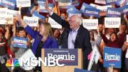 'The Frontrunner': Bernie Sanders Opens Up Big Delegate Lead After Nevada Blowout | MSNBC 3