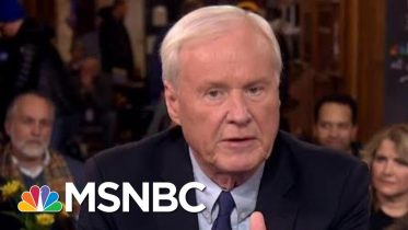 Chris Matthews On 2020: 'Why Do You Still Start In Iowa?' | MSNBC 6