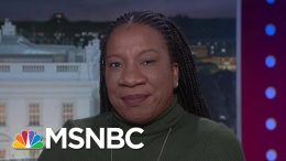 'Historic Day': See How The 'Me Too' Movement Founder Heard Weinstein Was Convicted Of Rape | MSNBC 3