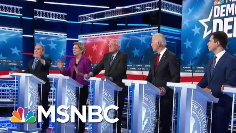 Watch 'Black Lives Matter' Co-Founder Endorse Sanders And Warren | The Beat With Ari Melber | MSNBC 1
