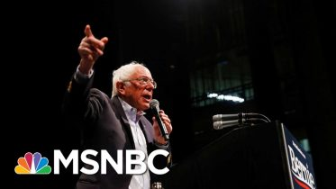 Panic Over Sanders Unsupported By Data | All In | MSNBC 6