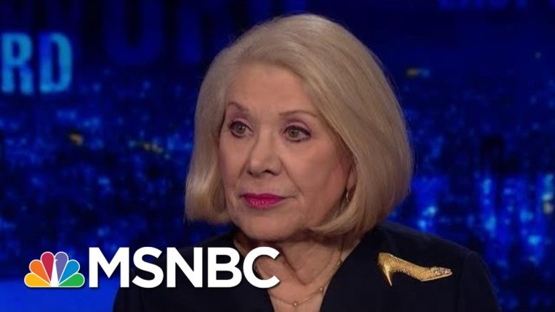 Jill Wine-Banks: 'Trump Is More Dangerous Than Nixon'   The Last Word   MSNBC 1