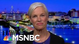 Cecile Richards On The Weinstein Conviction In The Era Of Donald Trump | The Last Word | MSNBC 2