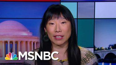 Trump, Barr Imposition Sets D.C. Federal Prosecutors On Edge   Rachel Maddow   MSNBC 10
