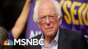 What Do Dems And Trump Think About Sanders As A Possible Nominee? | The 11th Hour | MSNBC 3