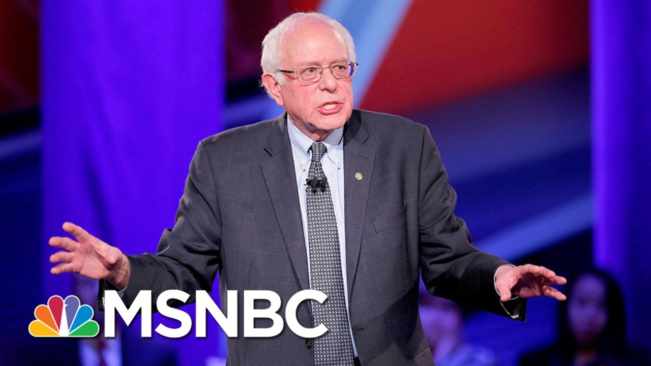 Are All Eyes On Sen. Sanders At Charleston Debate? | Morning Joe | MSNBC 1
