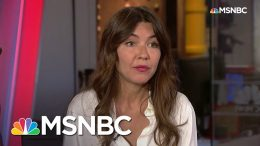 Mimi Haley, Harvey Weinstein Accuser: 'It's A New Day. It Gives Me A Lot Of Hope' | Katy Tur | MSNBC 7