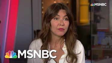 Mimi Haley, Harvey Weinstein Accuser: 'It's A New Day. It Gives Me A Lot Of Hope' | Katy Tur | MSNBC 6