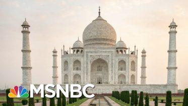 Taj Mahal vs. Taj Mahal | MTP Daily | MSNBC 6